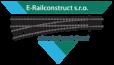 E-railconstruct logo